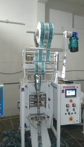 Automatic Peanut Pouch Packing Machine