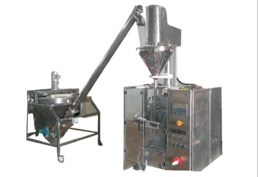 maize flour packaging machine