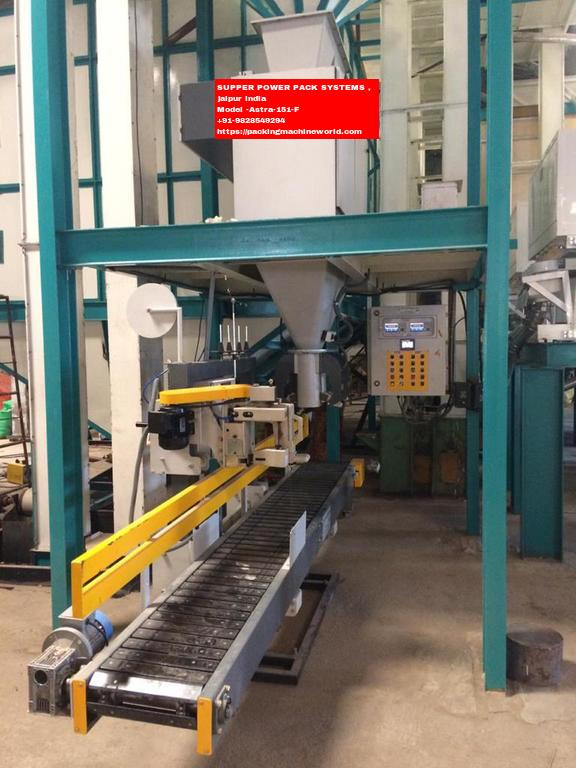5kg To 50kg Maize Flour Packing Machine Filling Packaging