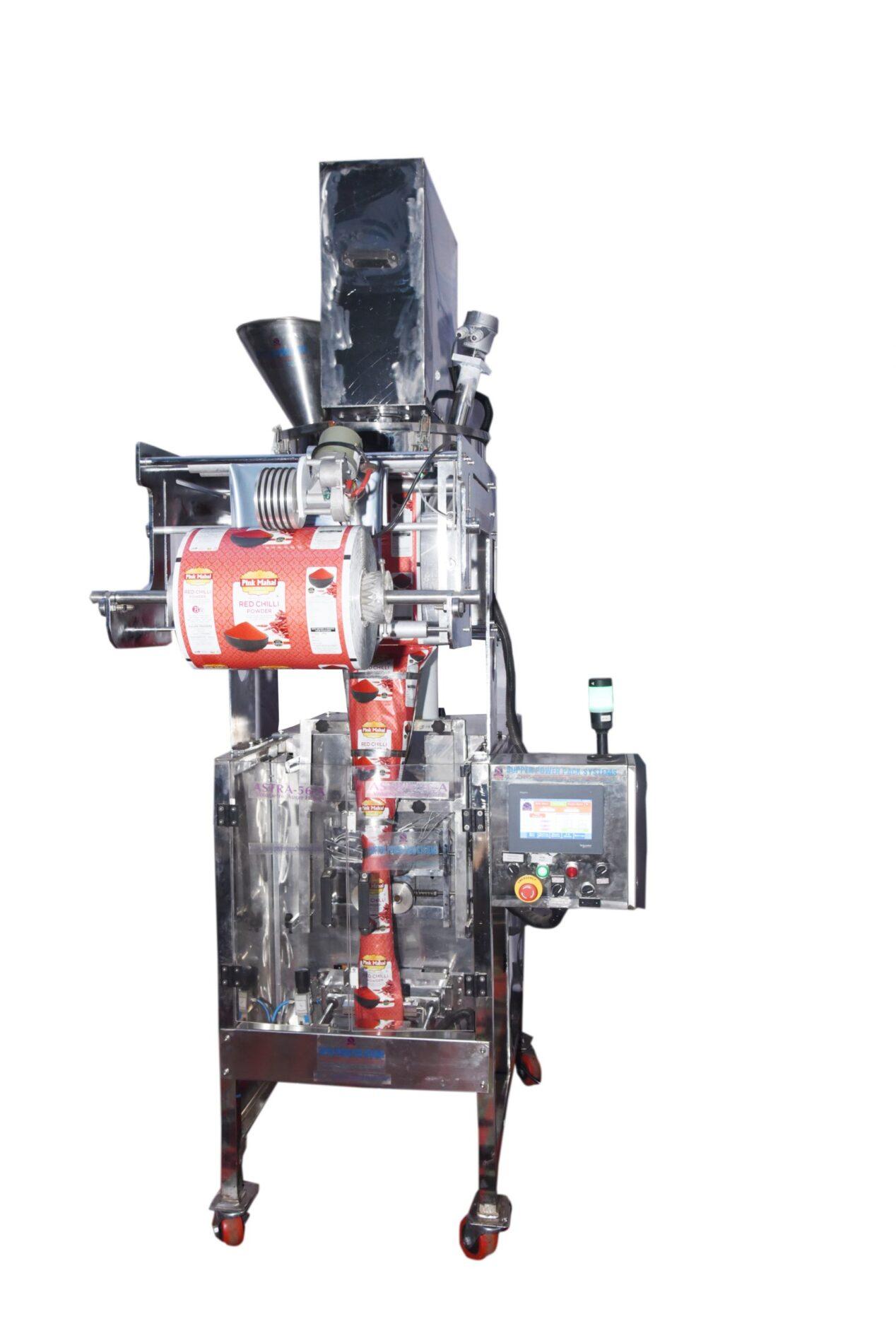 small Masala Packing machine For 10g 15g 20g 25g 50g 100g 200g 250gms