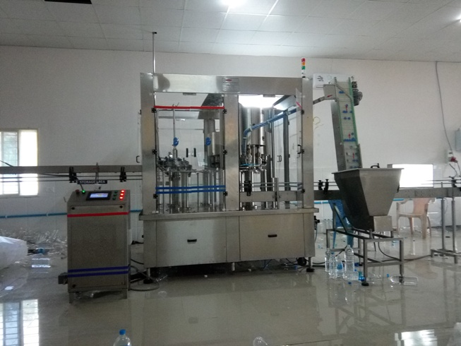pet bottle soda filling machine price